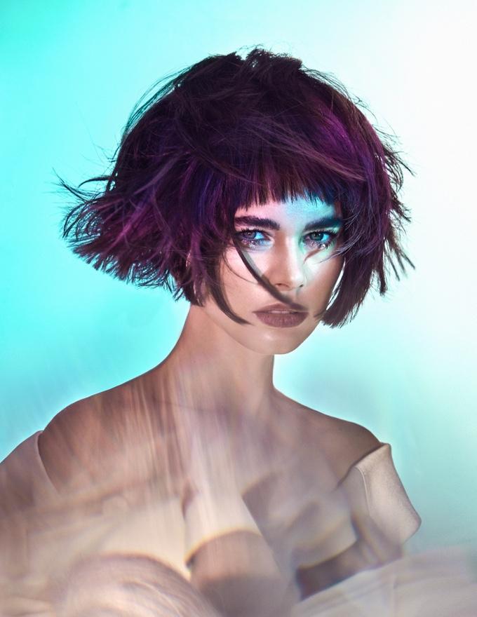 Color Emotion corte pelo estilo Indigo Llongueras coleccion verano